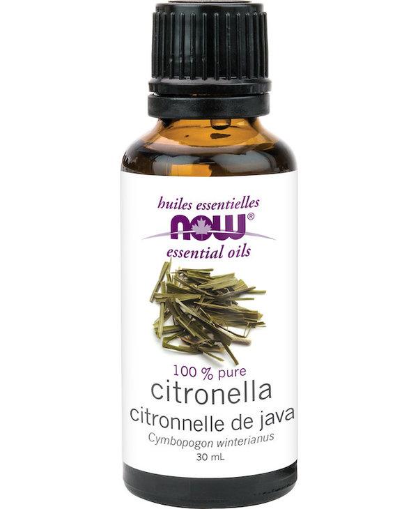 Now - Essential Oil - Citronella Oil - 30mL