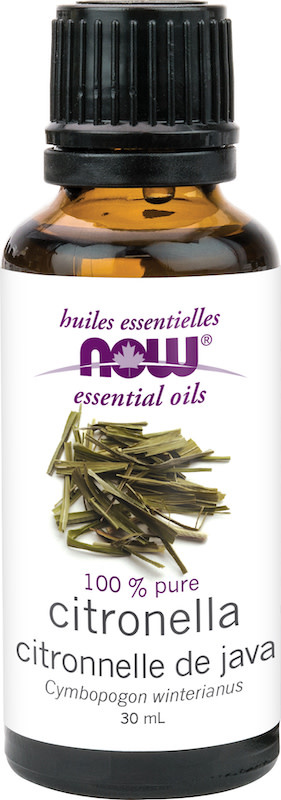 Now Now - Essential Oil - Citronella Oil - 30mL