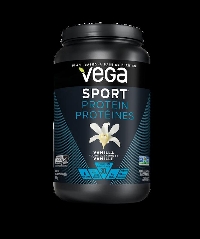 Vega Vega - Vega Sport Protein - Vanilla - 828g