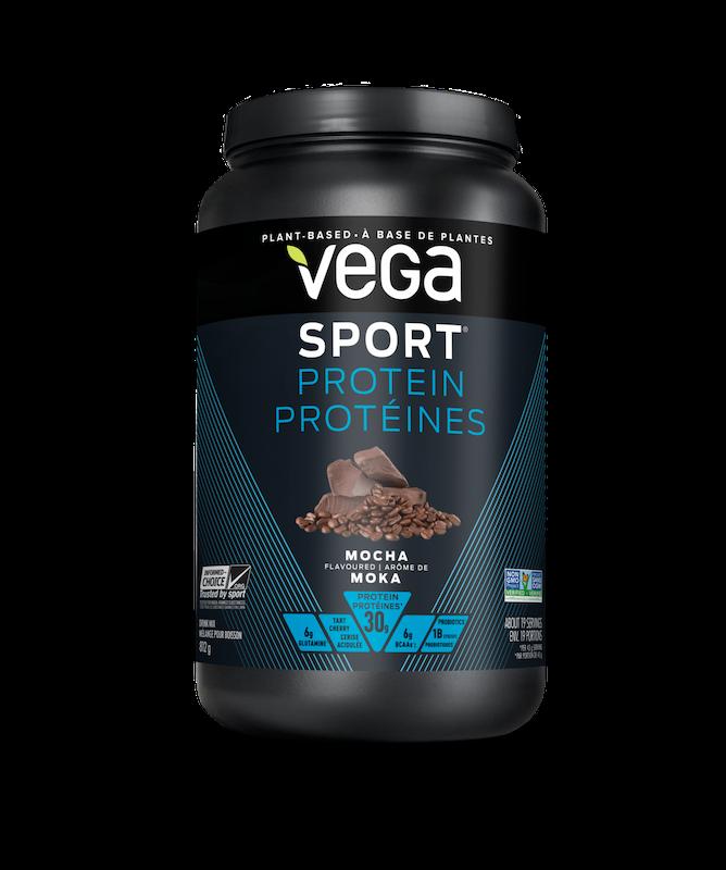 Vega Vega - Vega Sport Protein - Mocha - 812g
