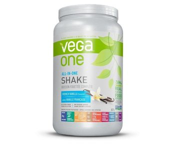 Vega - Vega One All-In-One Shake - French Vanilla - 827g