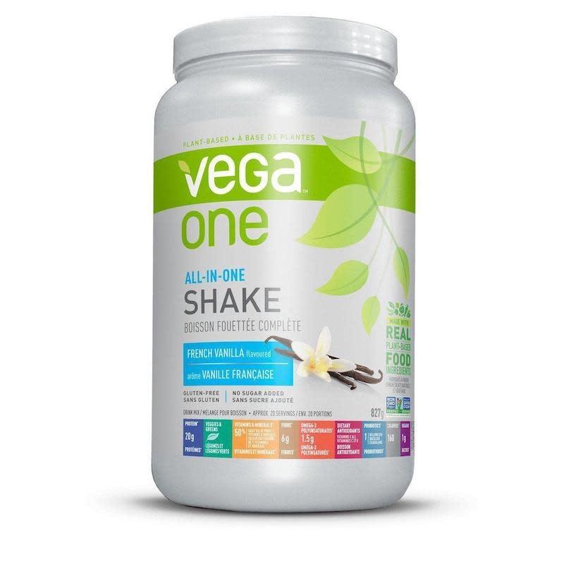 Vega Vega - Vega One All-In-One Shake - French Vanilla - 827g