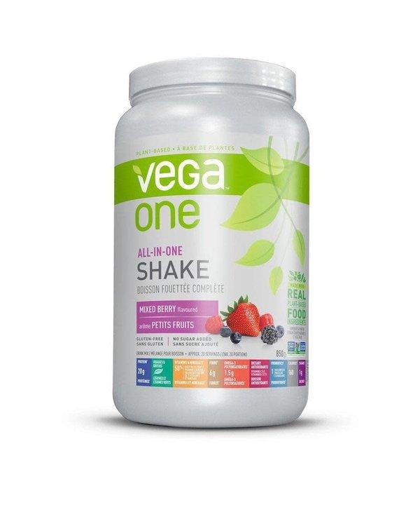 Vega - Vega One All-In-One Shake - Mixed Berry - 850g