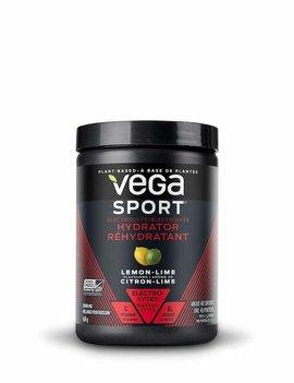 Vega Vega - Vega Sport Electrolyte Hydrator - Lemon Lime - 168g