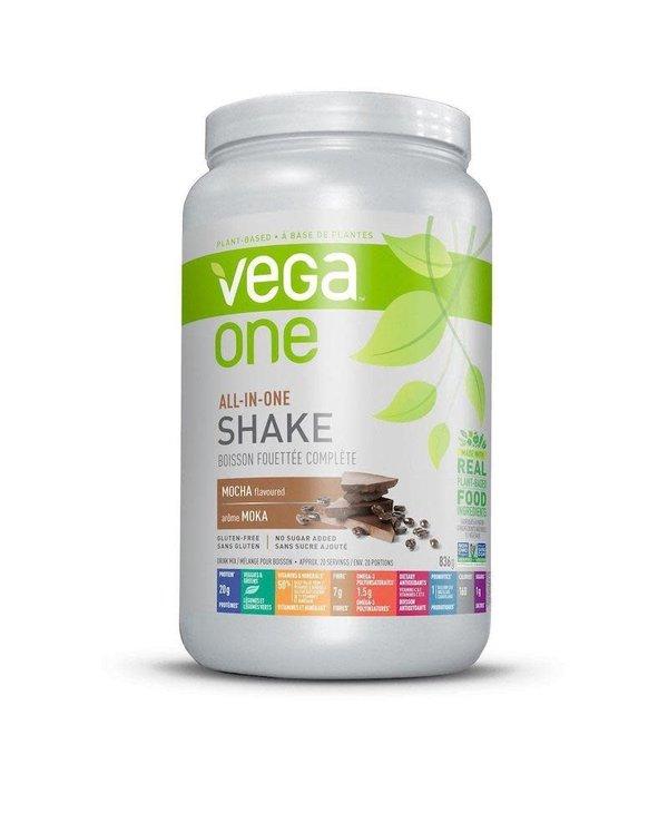 Vega - Vega One All-In-One Shake - Mocha - 836g