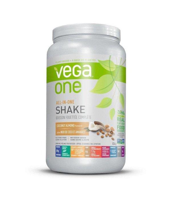 Vega - Vega One All-In-One Shake - Coconut Almond - 834g