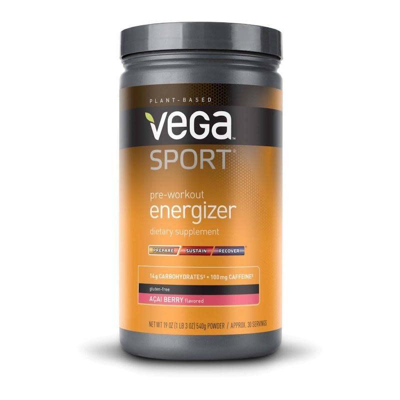 Vega Vega - Vega Sport Pre-Workout Energizer - Acai Berry - 540g
