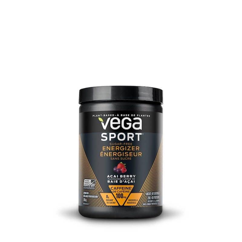 Vega Vega - Vega Sport Sugar Free Energizer - Acai Berry - 128g
