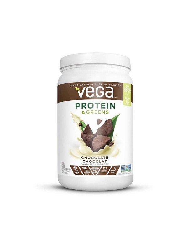 Vega - Protein & Greens - Chocolate - 618g