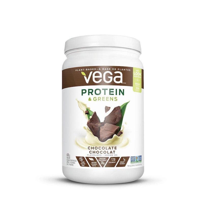 Vega Vega - Protein & Greens - Chocolate - 618g