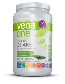 Vega Vega - Vega One All-In-One Shake - Unsweetened Natural Stevia Free  - 860g