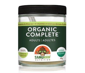 Samuraw - Organic Complete Adult Multivitamin - 65 g