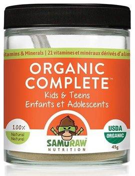 Samuraw Nutrition Inc. Samuraw - Organic Complete - 30 Servings - 38g