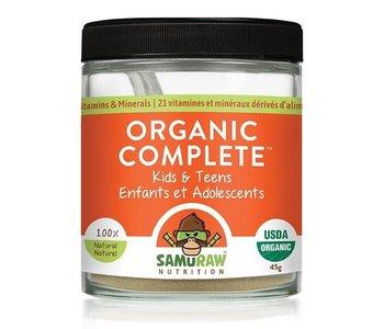 Samuraw - Organic Complete - 30 Servings - 38g