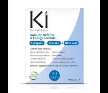 Ki - Immune Defence & Vitality - 30 Tabs