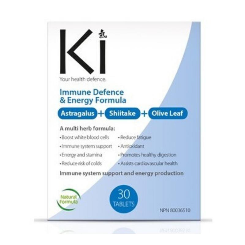 Ki - Martin & Pleasance Ki - Immune Defence & Vitality - 30 Tabs