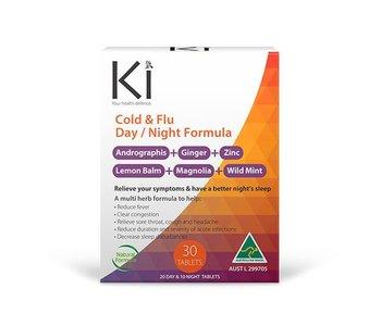 Ki - Cold & Flu - Day & Night  - 30 tabs