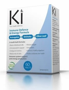 Ki - Martin & Pleasance Ki - Immune Defence & Vitality - 60 Tabs