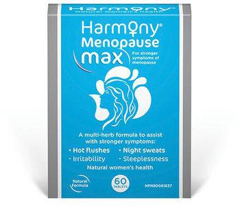 Harmony - Menopause Max - 60 Tabs