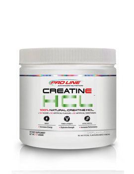 Pro Line - Creatine HCL Unflavoured - 120g