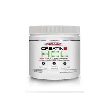 Pro Line - Creatine HCL - Natural Orange Pineapple  - 120g