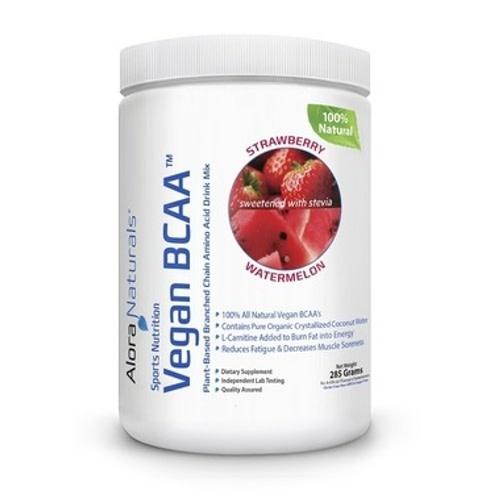 Alora Naturals Alora Naturals - Vegan BCAA - Strawberry-Watermelon 30 servings 285 g