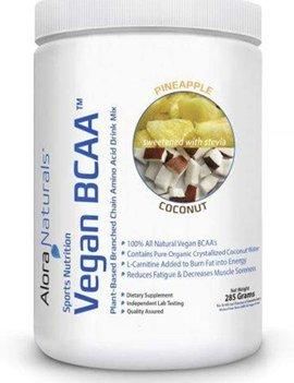 Alora Naturals Alora Naturals - Vegan BCAA - Pineapple-Coconut 30 servings 285 g