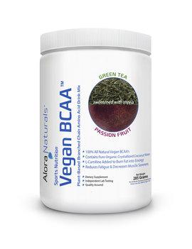 Alora Naturals Alora Naturals - Vegan BCAA - Green Tea-Passion Fruit 30 servings 285 g