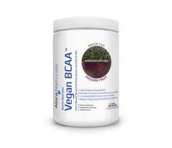 Alora Naturals - Vegan BCAA - Green Tea-Passion Fruit 30 servings 285 g