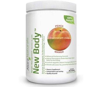 Alora Naturals - New Body - Peach Mango 350g