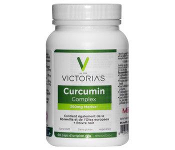 Victoria's - Curcumin Complex - 60 V-Caps