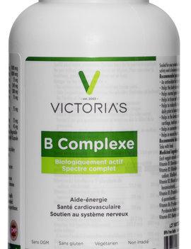 Victoria's Health House Brand Victoria's - B Complex - 120 V-Caps