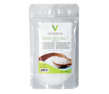 Victoria's - Dead Sea Salt - Fine Grain - 100g