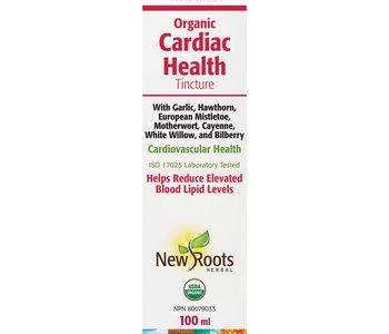 New Roots - Organic Cardiac Health Tincture - 100ml