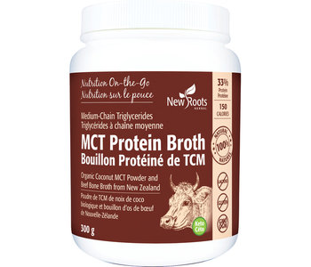 New Roots - MCT Protein Broth - 300g