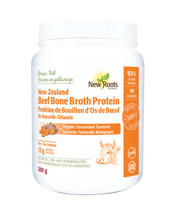 New Roots - Beef Bone Broth Protein - 300g