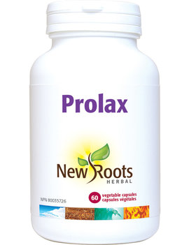 New Roots New Roots - Prolax - 60 Vegi Caps