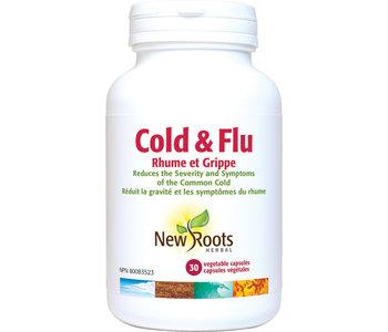 New Roots - Cold & Flu - 30 V-Caps