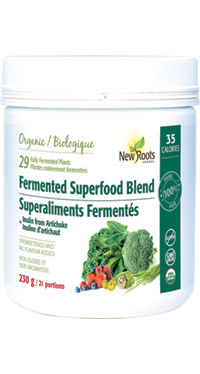 New Roots New Roots - Fermented Superfood Bled - 230g