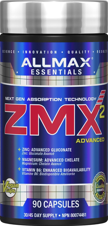 Allmax Nutrition Allmax - ZMX2 - 90 Caps