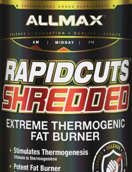 Allmax Nutrition Allmax - Rapidcuts Shredded - 90 Caps