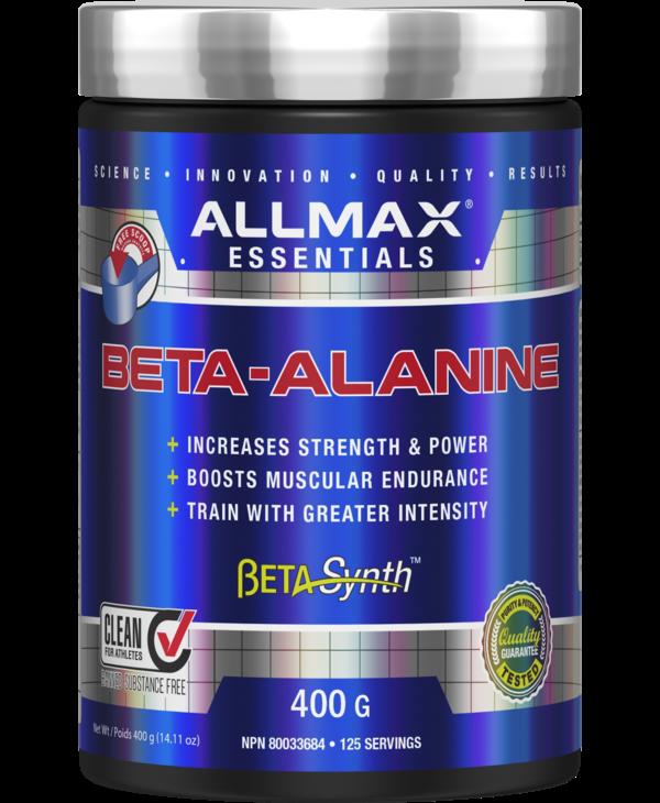 Allmax - Beta Alanine - 400g Powder