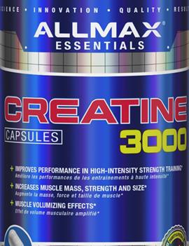 Allmax Nutrition Allmax - Creatine 3000 - 150 Caps