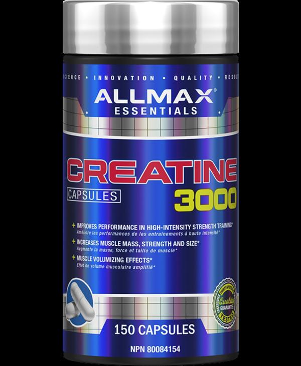 Allmax - Creatine 3000 - 150 Caps