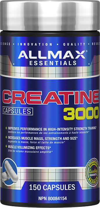 Allmax Nutrition Allmax - Creatine 3000 - 150 Caps