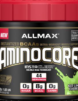 Allmax Nutrition Allmax - Aminocore - BCAA - Key Lime Cherry - 462g