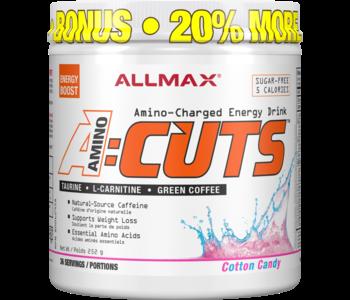 Allmax - A:CUTS - Cotton Candy - 252g