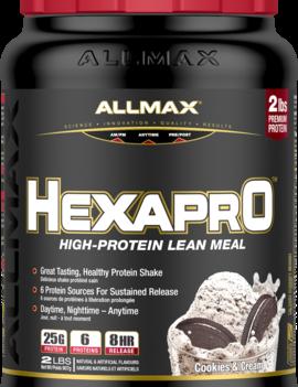 Allmax Nutrition Allmax - Hexapro - Cookies & Cream - 3lbs