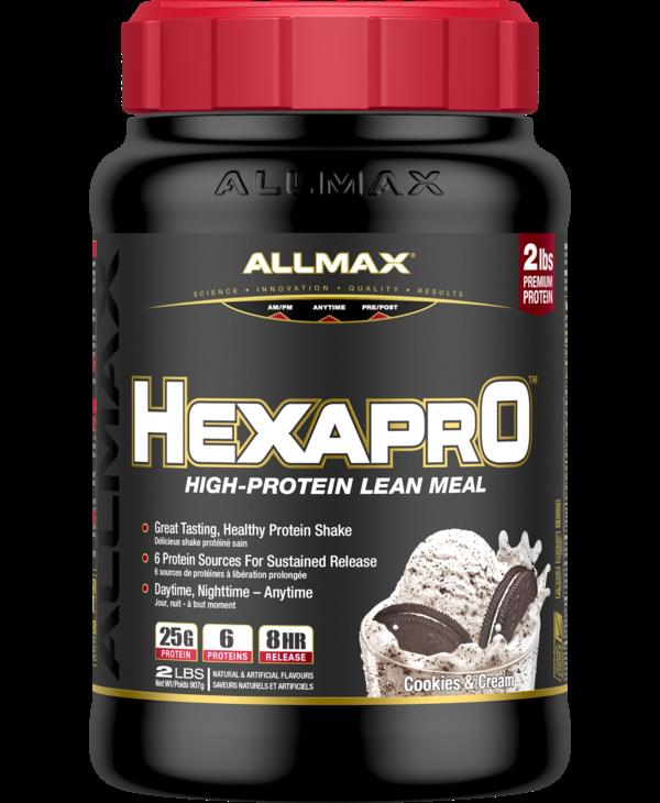 Allmax - Hexapro - Cookies & Cream - 3lbs