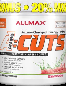 Allmax Nutrition Allmax - A:CUTS - Watermelon - 252g